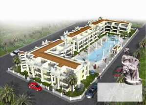 Investment Property In Turkey New Apartment Development in Didim