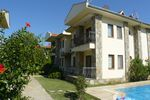 2 Bed Ground Floor Dalyan Apartment