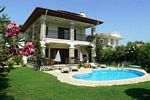 Ideal Dalyan Holiday Rental Investment 3 Bed Detached Villa With Pool