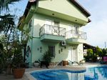 Dalyan 4 Bed Villa, Furnished, Central Heating, Air Conditioning, Double Glazing