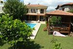 3 Ensuite Bedroom Detached Dalyan Villa Furnished, Swimming Pool, Great Views