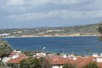 Cesme Izmir Land With Building Permit Duplex Villa For Sale