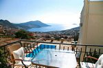 Kalkan Bright and Airy Duplex Apartment