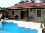 Turkish Village Property Stone Bungalow Cukurbag Kas