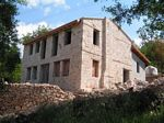 Traditional Turkish Village Property New Stone Built House Cukurbag Kas