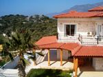 Detached Kas Villa Pool + Sea Views