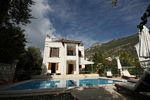 Kalkan Villa Fully Furnished Sea Views Pool