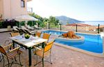 Villa In Kalkan Old Town Own Pool Fully Furnished Sea Views